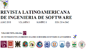 Revista Latinoamericana Ing SoftwareMini